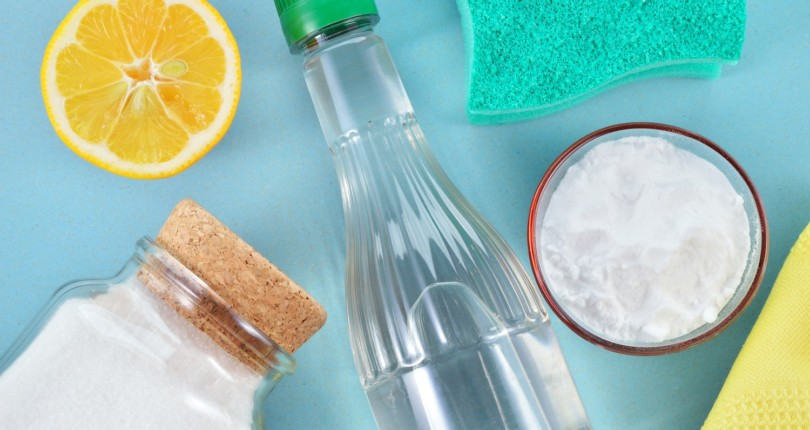 It's Easy Cleaning Green — and Safer, Too