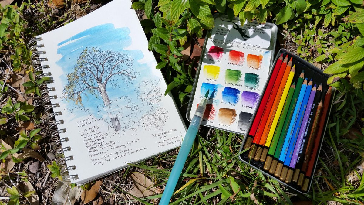 Connect with Nature Through Journaling